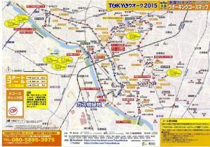 20151231多摩川45キロウォーク